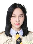 Chen XinYu GNZ48 April 2019