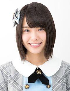 2017 AKB48 Team 8 Oda Erina