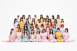 Koi no Konkyo SKE48 Artist Photo