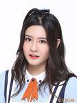 Zhou TongRan CKG48 Sept 2018