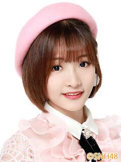 Li JiaEn SNH48 Dec 2018