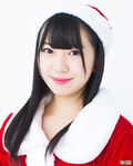 Sakamoto Rino HKT48 Christmas 2018
