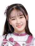 Wang YuLan SHY48 Mar 2018