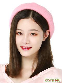 Yang LingYi SNH48 Dec 2018