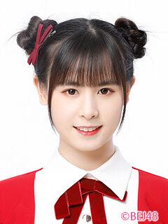 Zhang AiJing BEJ48 Dec 2019