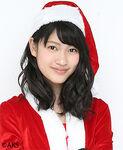 Azuma Rion SKE48 Christmas 2016