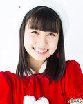 Matsuoka Hana HKT48 Christmas 2018