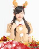 NGT48 Takahashi Mau 2016 Christmas