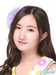 Chen YunLing SNH48 Mar 2016