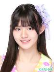 SNH48 Jiang Shan 2016