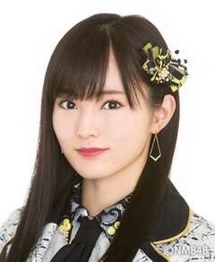 2018 NMB48 Yamamoto Sayaka