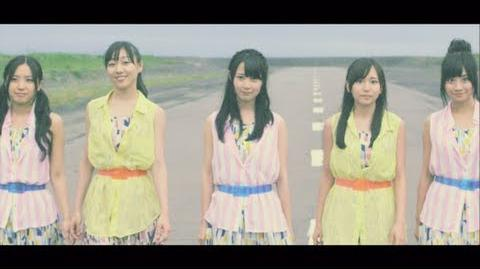 2013 7 17 on sale 12th.Single 2人だけのパレード MV(special edit ver.)