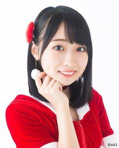Matsuda Yumi HKT48 Christmas 2018
