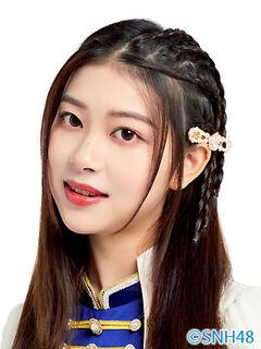 Wang BeiNi SNH48 Nov 2019