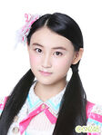 Wang SiYue GNZ48 Oct 2016