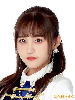 Zhang Xin SNH48 Oct 2019