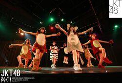 JKT48 - Ame no Dobutsuen