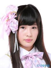 SNH48 Han Meng 2014