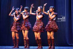 JKT48 - Manatsu no Christmas Rose
