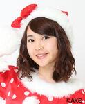 Kato Rumi SKE48 Christmas 2015
