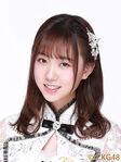 Wu JingJing CKG48 June 2018