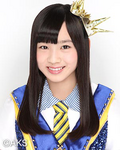 HKT48 Aramaki Misaki 2015