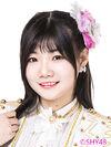 Zhu Yan SHY48 June 2017