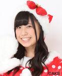 Arai Yuki SKE48 Christmas 2015