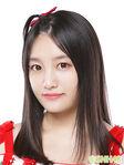 Feng XiaoFei SNH48 Oct 2018