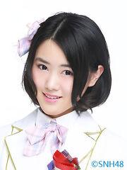 SNH48 Wang BaiShuo 2014