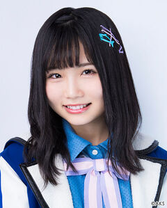 2017 HKT48 Akiyoshi Yuka