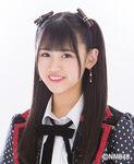 Nakagawa Mion NMB48 2019