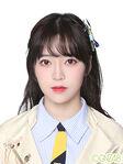 Yang QingYing GNZ48 April 2019