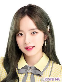 Zhang Xi SNH48 June 2020