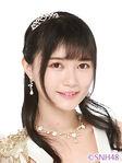 Zhang YuXin SNH48 Oct 2017