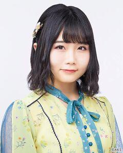 Akiyoshi Yuka HKT48 2019