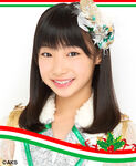 Kurashima Ami SKE48 Christmas 2016