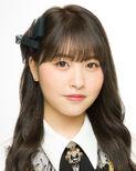 Nakanishi Chiyori AKB48 2020