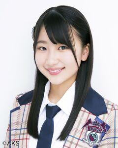 2018 HKT48 Ito Yueru