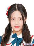 Zhu Min SHY48 Oct 2018