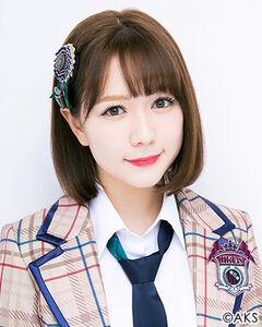 2018 HKT48 Murashige Anna