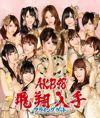 AKB48 - Flying Get reg B