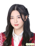 Zhao XinYu GNZ48 Sept 2018