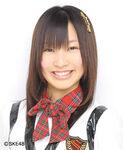 SKE48 Shinkai Rina 2009