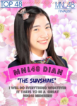 1stGE MNL48 Dian Marie