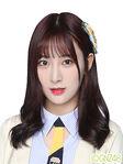 Zuo JiaXin GNZ48 April 2019