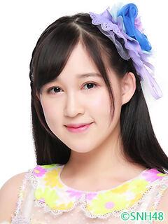 Cheng WenLu SNH48 Mar 2016