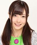 N46 Saito Yuri Hashire Bicycle