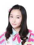 Zhao YiMin GNZ48 Oct 2016