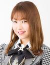 Nakanishi Chiyori AKB48 2019